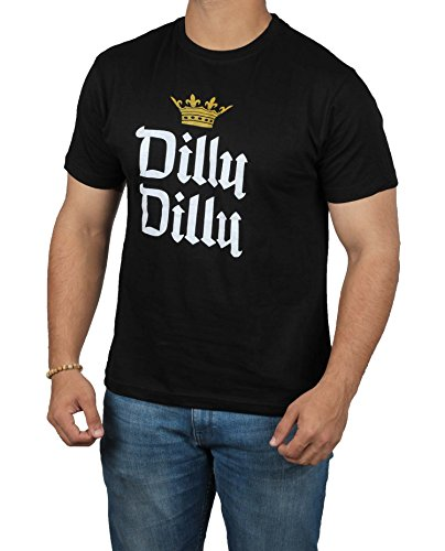 Dilly Dilly King Crown T Shirt - Mens Adult Funny Beer Shirt by Miracle (Shirt Adults Funny T-shirt)