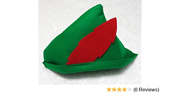 Amazon Baby Toddler Peter Pan Robin Hood Hat Handmade