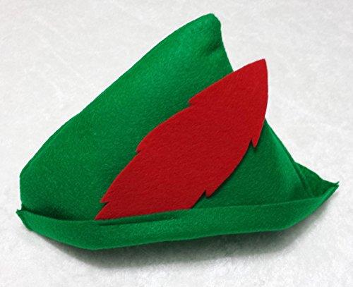 Kids Peter Pan / Robin Hood Hat