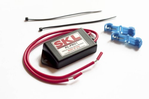 SKL Motorworks Performance Chip KL-PRO1 for GMC Canyon SLE2 4WD 3.5L DOHC I5 220HP 4-speed Automatic Transmission Aftermarket Racing Performance Parts - Increase HP + Fuel Economy MPG Gas Saver