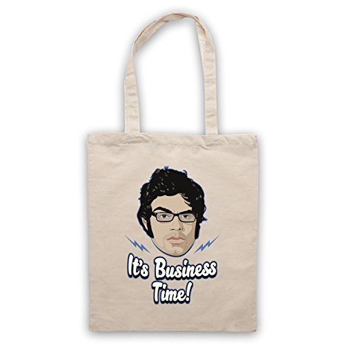 Sac The d'emballage Conchords Of Naturel Jemaine Business Time It's Flight v80TnFn