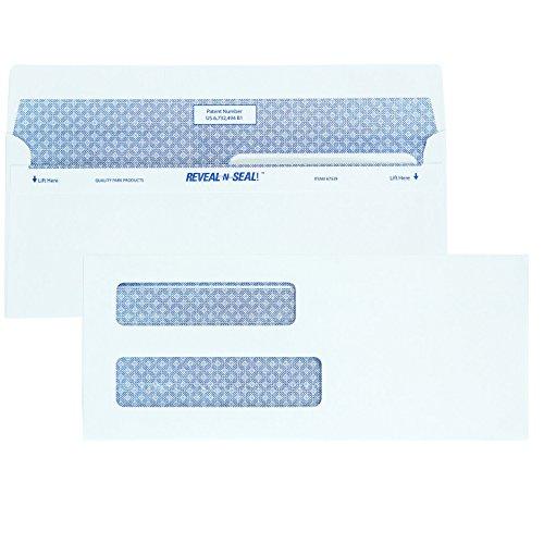 Dual Window Envelope - 4