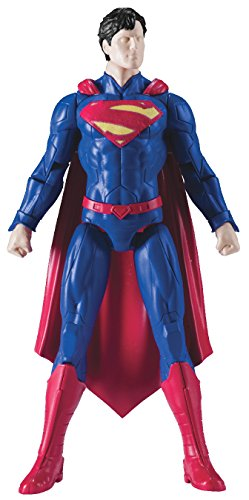 (SpruKits DC Comics New 52 Superman Action Figure Model Kit, Level 1)