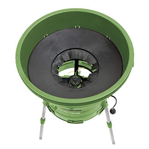 MARTHA STEWART MTS-EHT22 13-Amp 16:1 Reduction Adjustable Electric Mulcher & Leaf Shredder