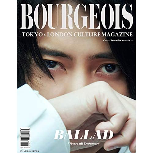 BOURGEOIS 5th issue 2019 表紙画像