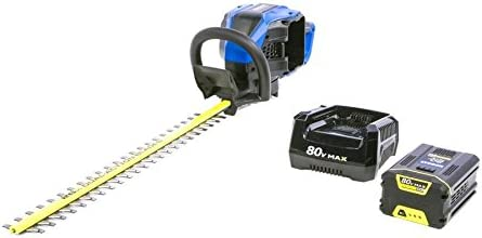 Kobalt 80-volt Max 26-in Dual Cordless Hedge Trimmer Battery Included