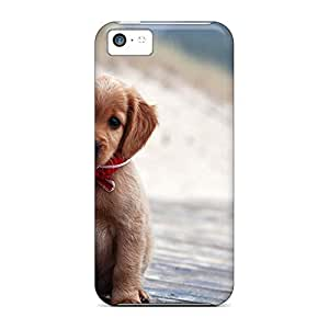 Back mobile phone case skin case cover iphone 6 plusd 5.5 - animals dogs cute puppy