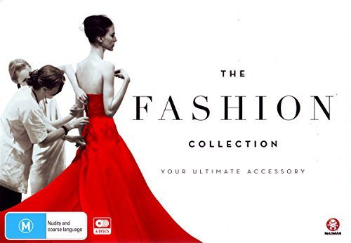 The Fashion Collection - 4-DVD Box Set ( Dior and I / About Face: Supermodels Then and Now / The September Issue / Jeremy Scott: The People's Designer [ NON-USA - Fashion Australia Face