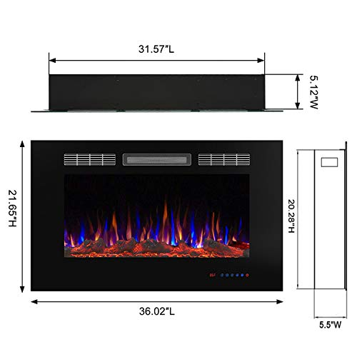 Buy looking electric fireplace insert