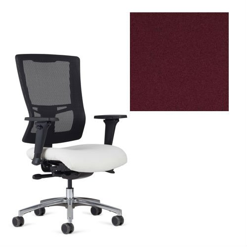 Office Master Affirm Collection AF528 Ergonomic Executive Hi