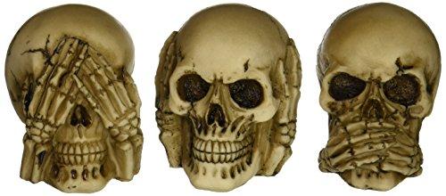 Sunshine Megastore See Hear Speak Skulls Trio -