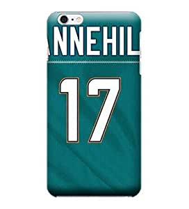 Case Cover For Apple Iphone 4/4S NFL Ryan Tannehill Jersey Case Cover For Apple Iphone 4/4S High Quality PC Case