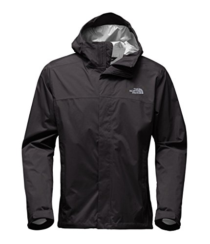 The North Face Mens Venture 2 Jacket TNF Black - M