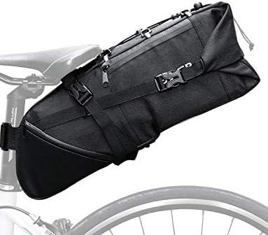 Lixada Bolsa de Sillín para Bicicleta Impermeable Bolsa Trasera de ...