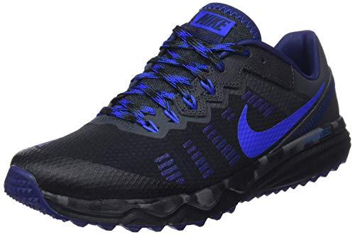 Adulto de EU Trail Negro Running 004 819146 Unisex Zapatillas Nike 40 w6APA