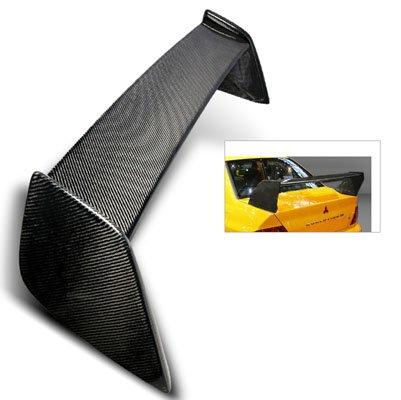 2002-2007 Mitsubishi EVO Lancer Evolution 8 9 Carbon Fiber Spoiler Wing