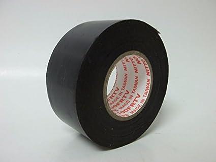 6 pcs nitto 2100frtv 1 25 fire resistant high temperature tape rh amazon com Machine Wire Harness Tape for Wrapping Wire Harness Non Adhesive Tape