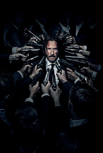 newhorizon John Wick Chapter Two Movie Poster 17'' x 25'' NOT A DVD