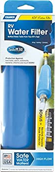 Camco Tastepure Water Filter With Flexible Hose Protector Greatly Reduces Bad Taste, Odors, Chlorine & Sediment In Drinking Water (40043) 10
