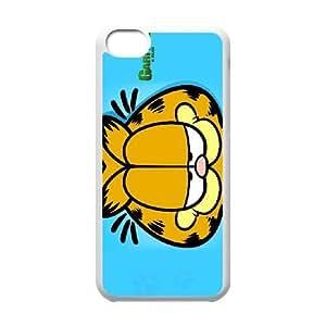iPhone 5C Phone Cases White GARFIELD DEM718790