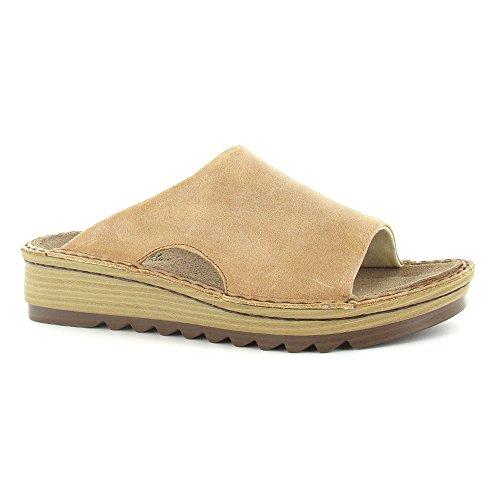 Brown Naot Latte Women's Leather Ardisia Footwear vnRC04
