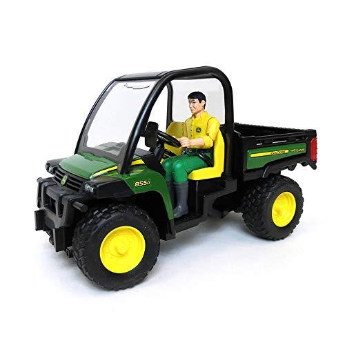 Bruder John Deere Gator XUV 855D with Driver