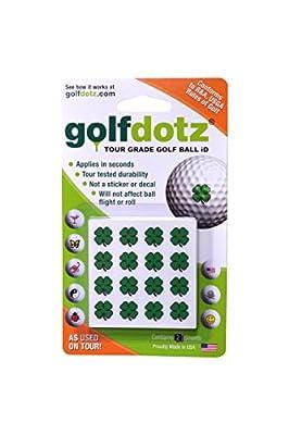 Golfdotz Lucky Clovers