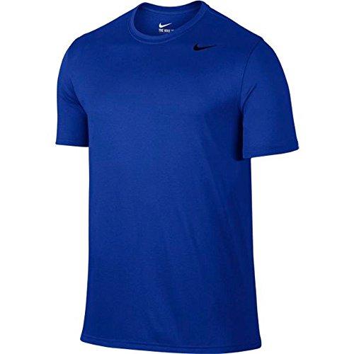LEGEND 2.0 SS TEE Men's Training Short-Sleeve Shirt (Medium, GAME ROYAL/BLACK/BLACK) - Game Short Sleeve Tee