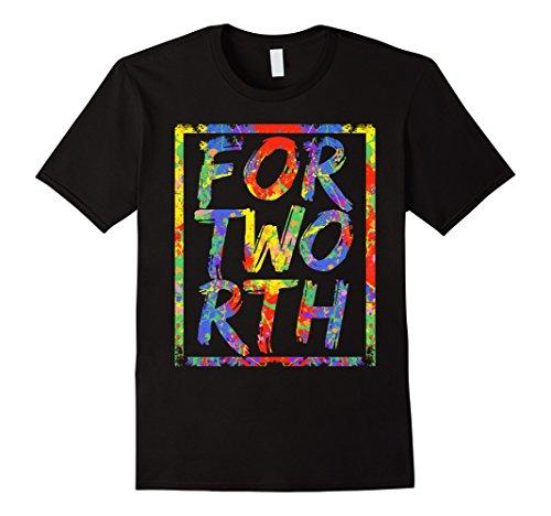 s Shirt Vintage Paint Splash TX Colorful Tee 3XL Black (Color Splash Design)