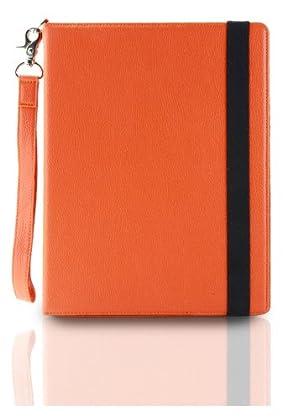 TUNEWEAR iPad用PUレザーケース TUNEFOLIO for iPad オレンジ TUN-PD-000008