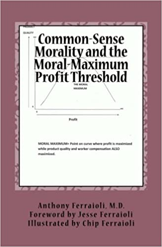 Common-Sense Morality and the Moral-Maximum Profit Threshold: Becoming a Better People