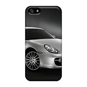 Premium Porsche Cayman January 2010 Calender Covers Skin For Iphone 5/5s