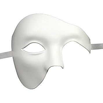 Máscara del fantasma de la ópera, para carnaval o bailes de máscaras
