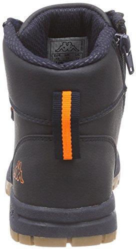 KappaCAMMY K Footwear Kids - Zapatillas Niños^Niñas azul - Blau (6744 navy/orange)