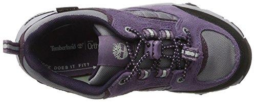 Timberland Kids Ossipee Goretex Waterproof Oxford, Violett (Montana Grape), 32 EU