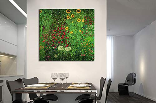 Kings Wood Art LH/_Bethesda/_24x24 Fine Art Canvas Print Multicolor