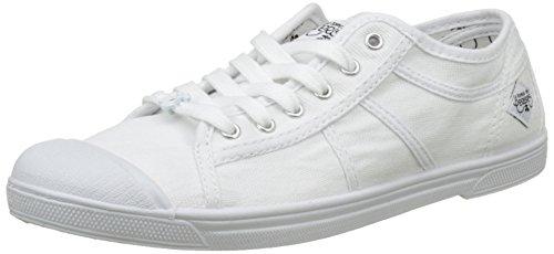 Le Temps des CerisesLtc-basic 02-ss/Perm - botas de caño bajo Mujer Blanc (BLANC)