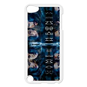 iPod Touch 5 phone cases White Game of Thrones Phone cover DSW1907751