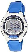Casio Reloj Digital para Mujer de Cuarzo con Correa en Resina LW-200-2AVEF