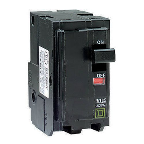 60a 2 Pole Breaker (Square D by Schneider Electric QO260CP QO 60 Amp Two-Pole Circuit Breaker)