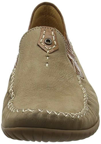 Gabor Women's Comfort Mocassins, White Beige (Corda/Copper 43)