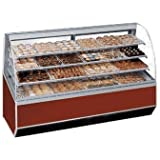 Federal Industries SN-77 Series 90 Non-Refrigerated Bakery Case
