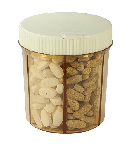 Vitamin Dispenser - 6 Sections