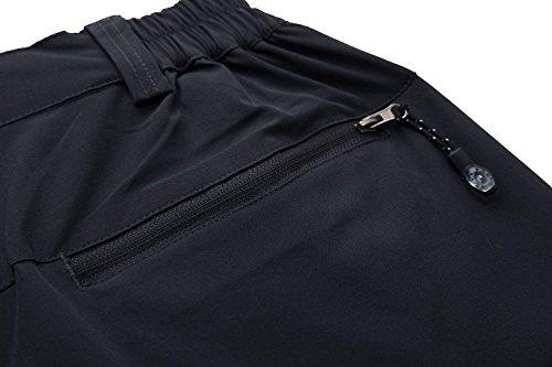 Escursione Donne Primaverile Pantalone Nero Libero Da Sportivi Cerniera Pantaloni Pantaloni Unique Con Pantaloni Tempo Training Estivi Rapida Pantalone Donna Fashion Outdoor Asciugatura Tuta Classiche EBSSq