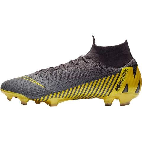 Nike Superfly 6 Elite FG Soccer Cleats (9) Thunder Grey