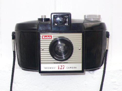 Kodak Brownie 127: A new lease of life with 35mm film (Film Holga)