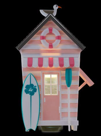 Bath and Body Works Beach House NIGHTLIGHT Wallflowers Fragrance Plug Diffuser