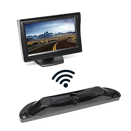 Rear View Safety Wireless Sensors