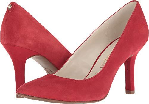 Anne Klein Women's Faelyn Pump, red, 9 M US ()