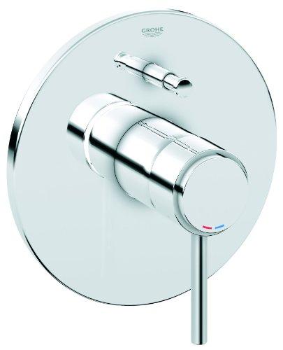 Grohe Single lever bath mixer ATRIO DN 15 chrome (Chrome Atrio Single)